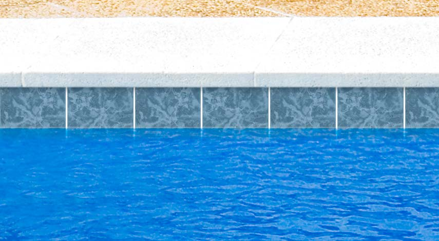 Roll Your Mouse Over The Swatches Below To See A Virtual Preview Of This Tile In Pool Setting